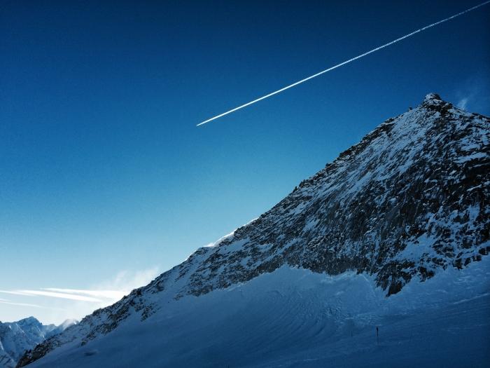 Impressionen von einem der fünf Tiroler Gletscher