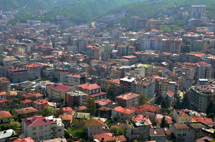 giresun türkische schwarzmeerküste