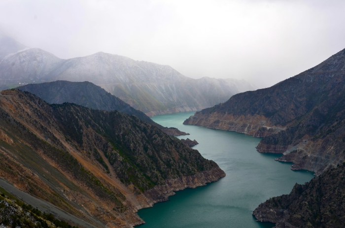 türkische schwarzmeerküste kackar mountains