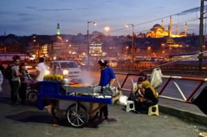 O Istanbul, where art thou?