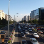 Traffic jams and language barriers - a taxi ride experience in Beijing