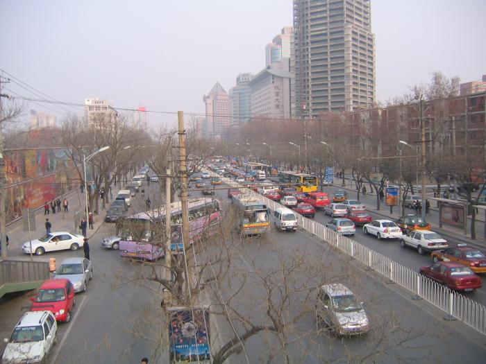 Taxi in Beijing