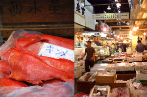 Tsukiji Market in Tokyo – The last days of the world's largest fish market