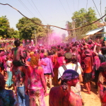 Happy Holi: The Festival of Colors is now even celebrated in India