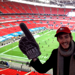 NFL London: Football takes over London