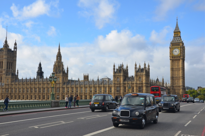 London on a Budget: Westerminster with the Big Ben