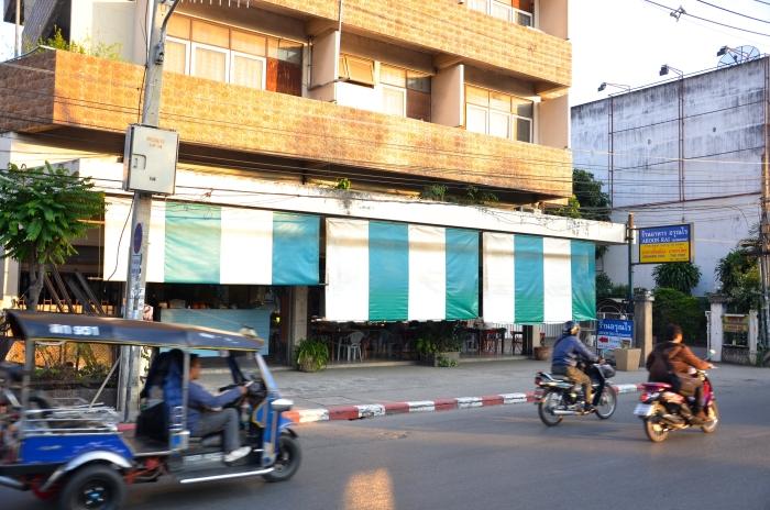 A hidden Chiang Mai Restaurant