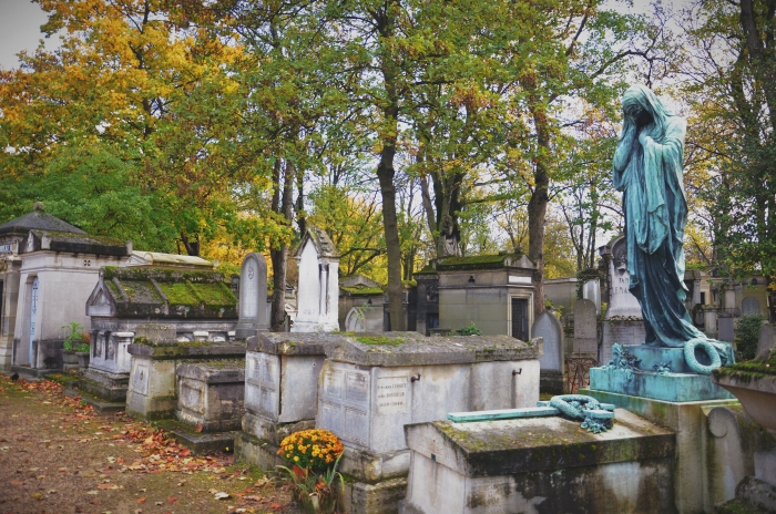 Impression of Pere Lachaise