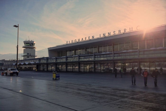 Das Innsbruck Airport Terminal