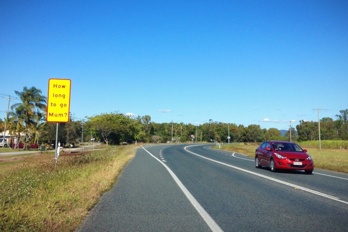 Funny roadsigns are good reasons to visit Australia
