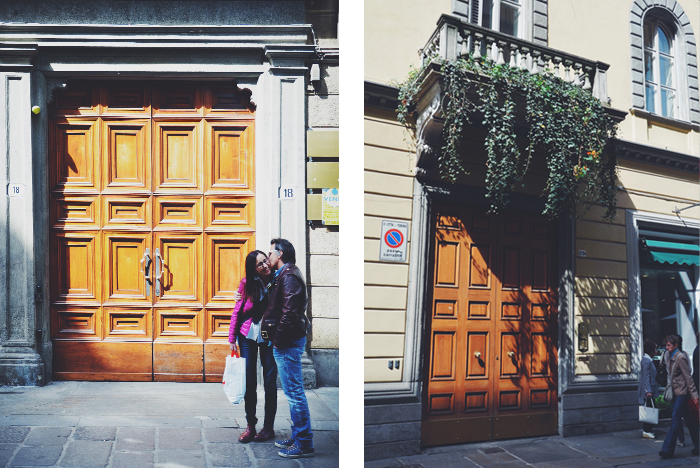doors in Turin