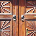 The picturesque Doors of Turin