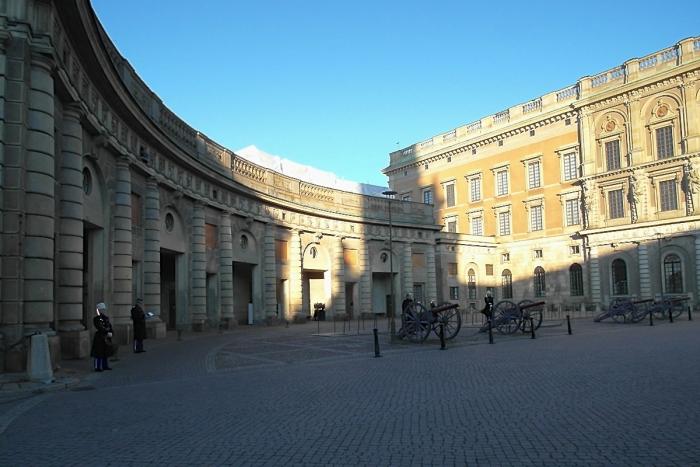 Stockholm Museum: Der schwedische Königliche Palast in Stockholm
