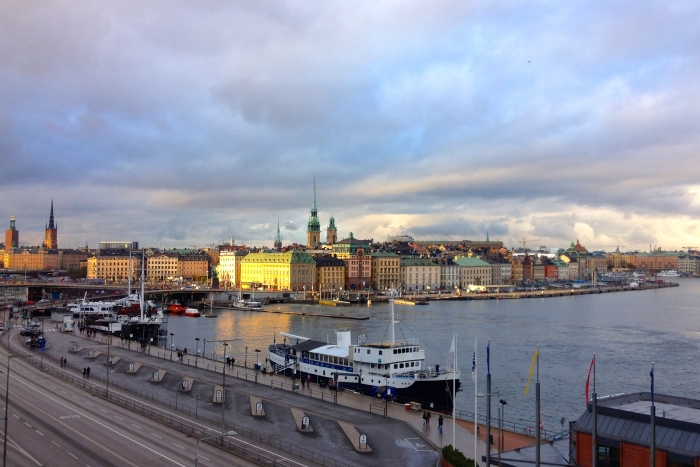 Stockholm Museums: A panoramic view of Stockholm in Sweden