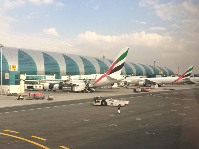 Anekdotique 2014: Dubai Airport