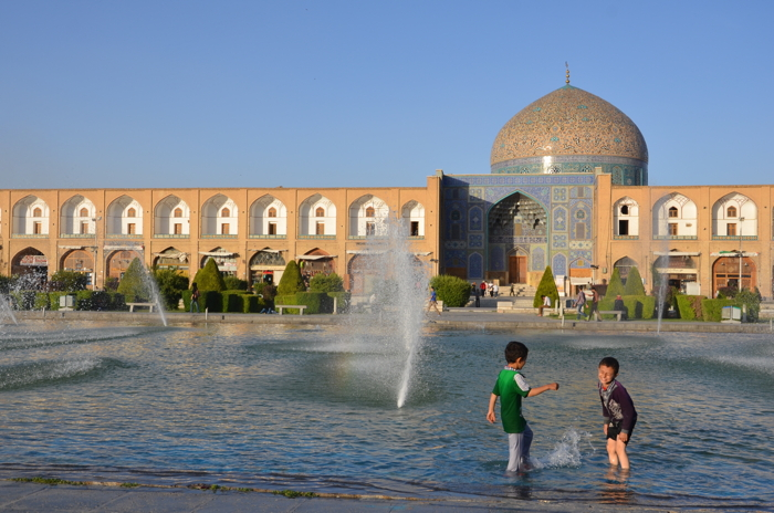 Anekdotique 2014 Travel Retrospective: the city of Esfahan in Iran