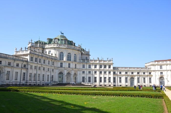 Anekdotique 2014: A palace near Turin, Italy