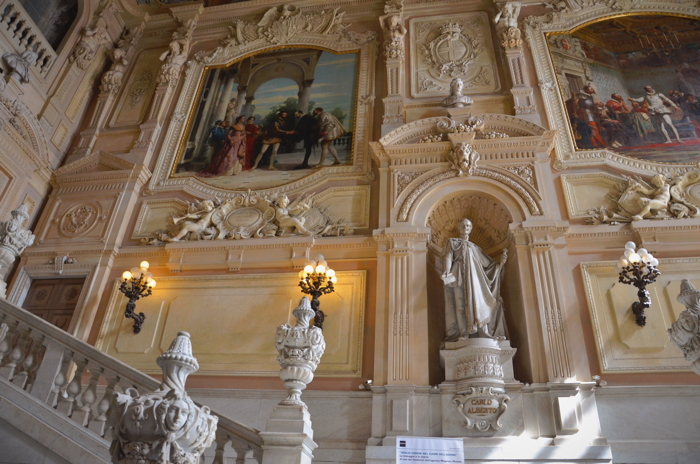 Anekdotique 2014: Inside the Turin Palace
