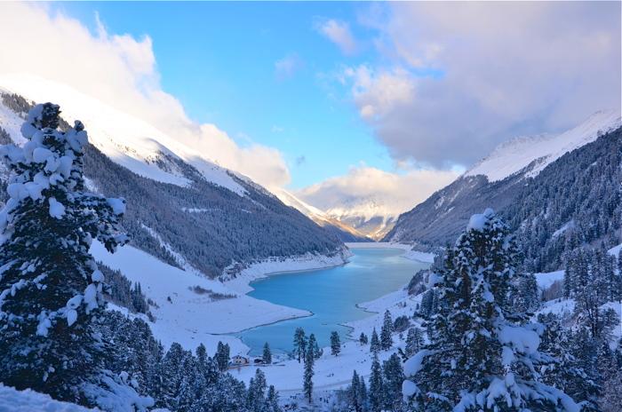 Kaunertal_Kaunertal_Lake