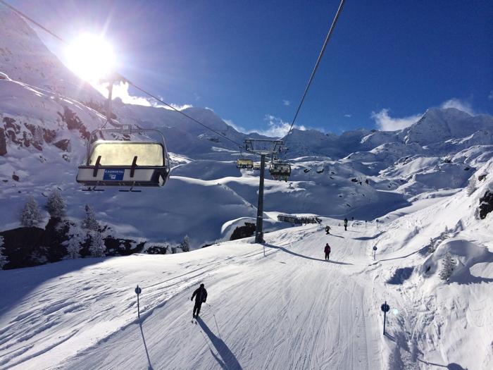 Kaunertal_Skiing