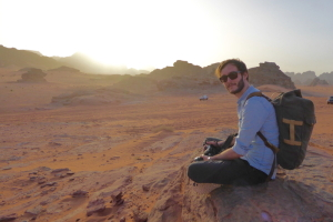 Wadi Rum in Jordan: Caught in the moment
