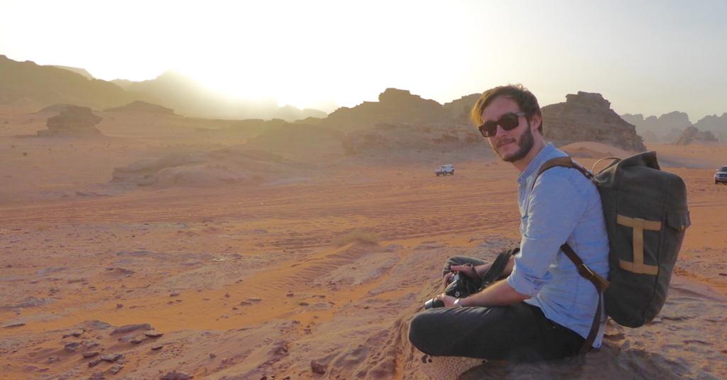 Wadi Rum Jordan Anekdotique Travelblog