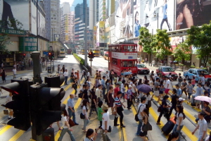 Hong Kong from up above – a tram ride through the city of WOW's