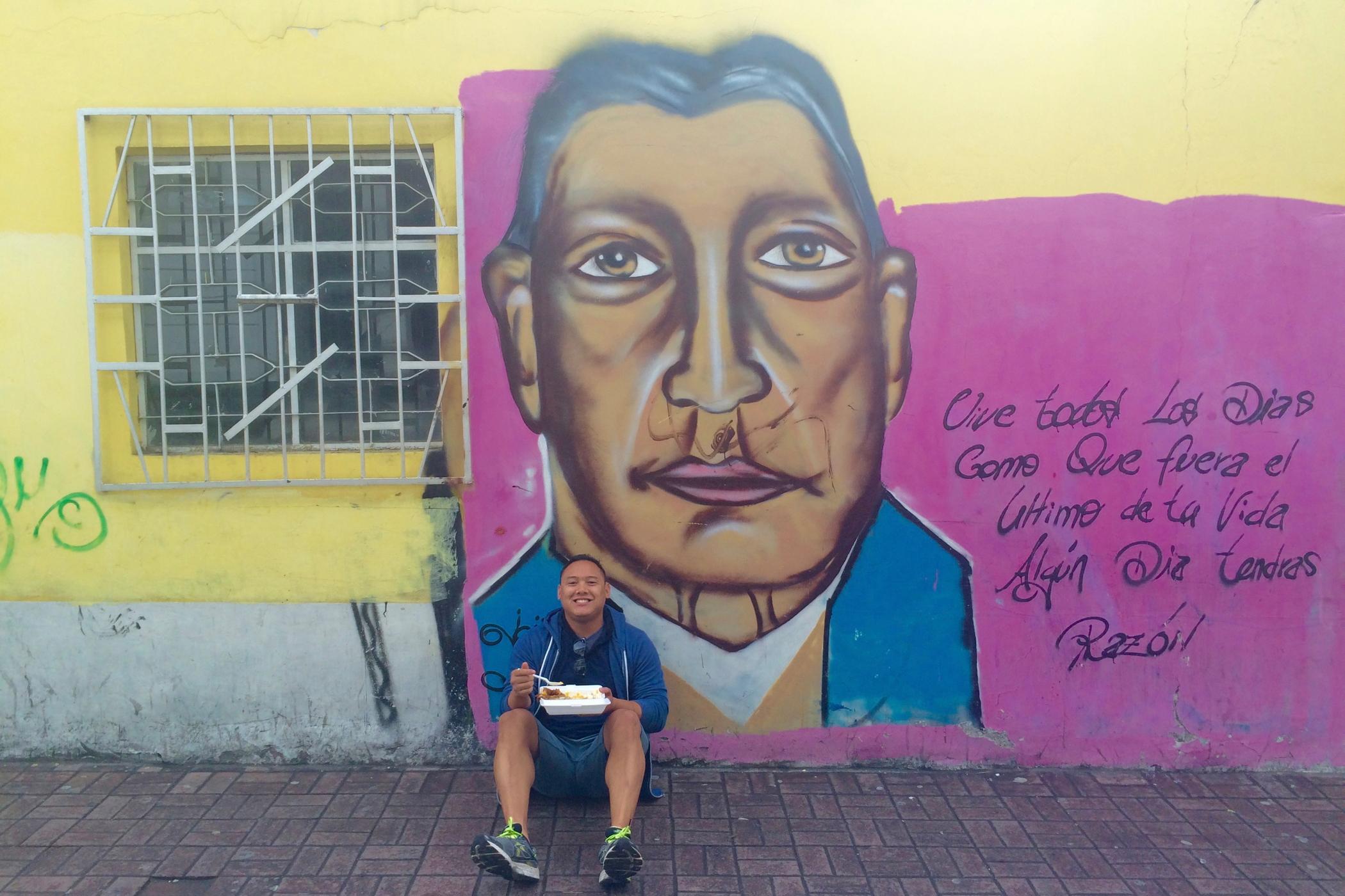 Hosteria Papagayo ist ein Hotel nahe Cotopaxi in Ecuador
