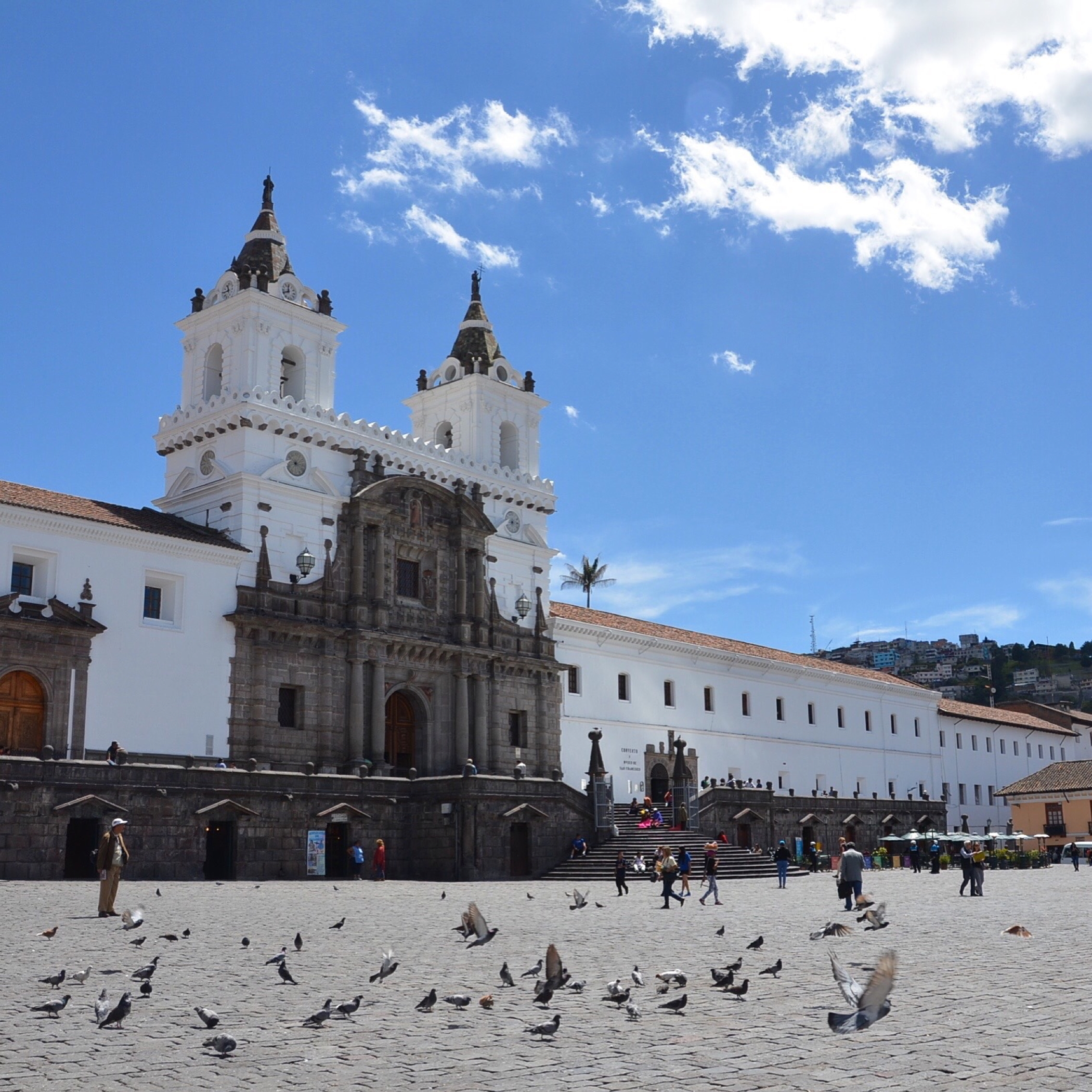 One favorite Instagram 2015 photo from Quito in Ecuador