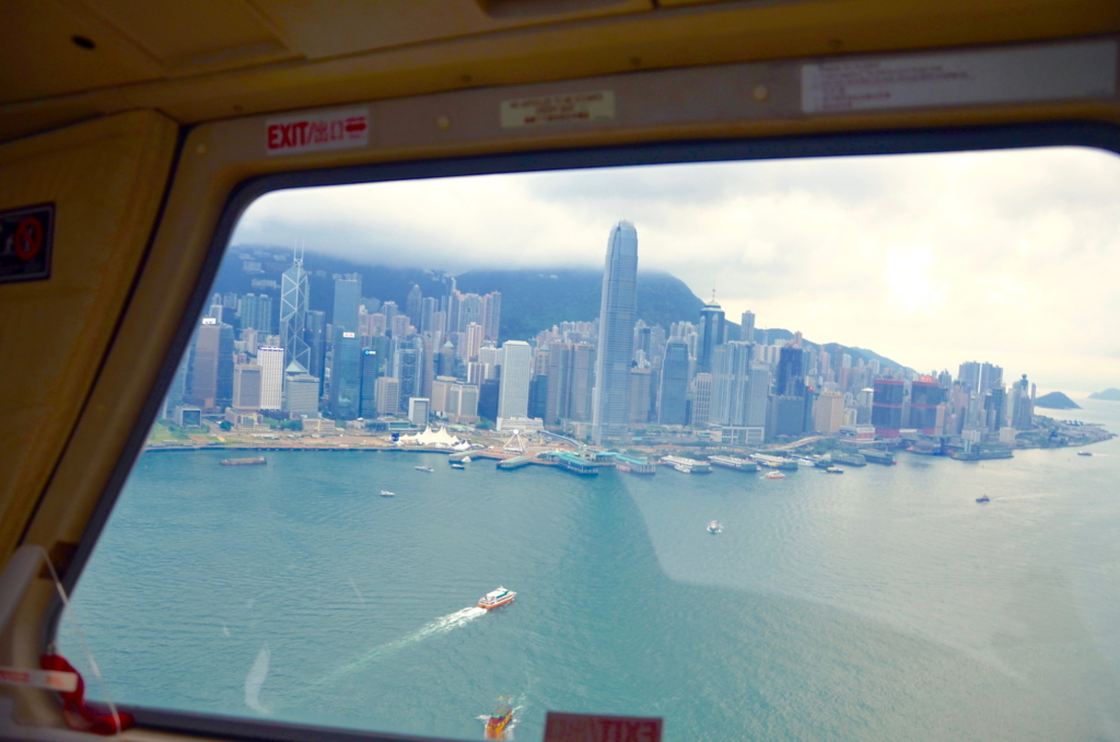 A helicopter flight in hong kong and other unordinary Unordinary things to do in Hong Kong