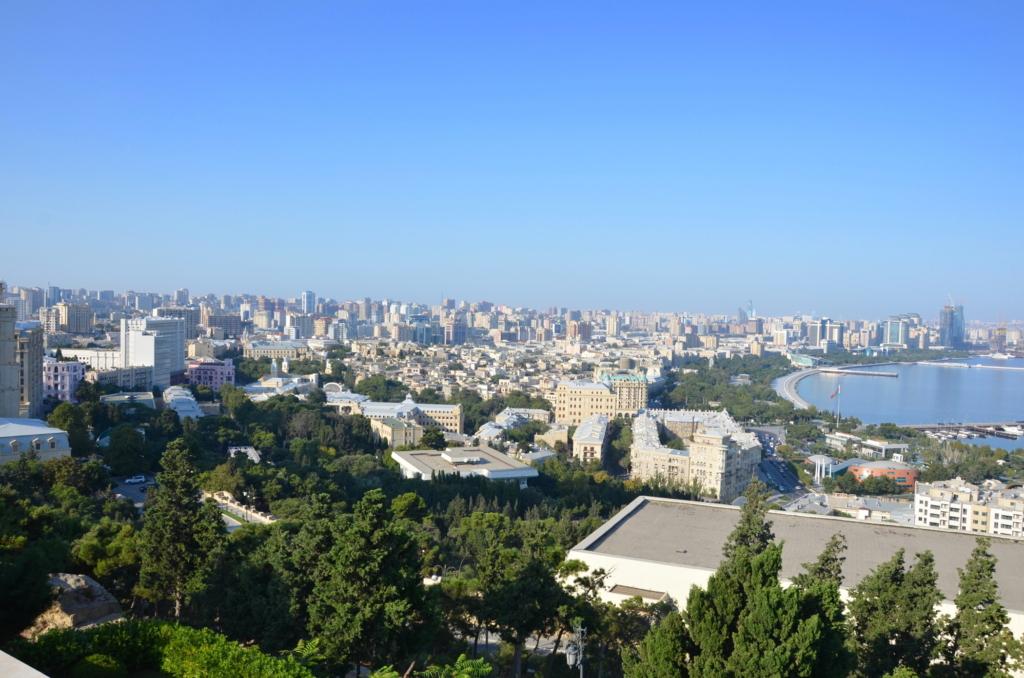 azerbaijan travel Baku