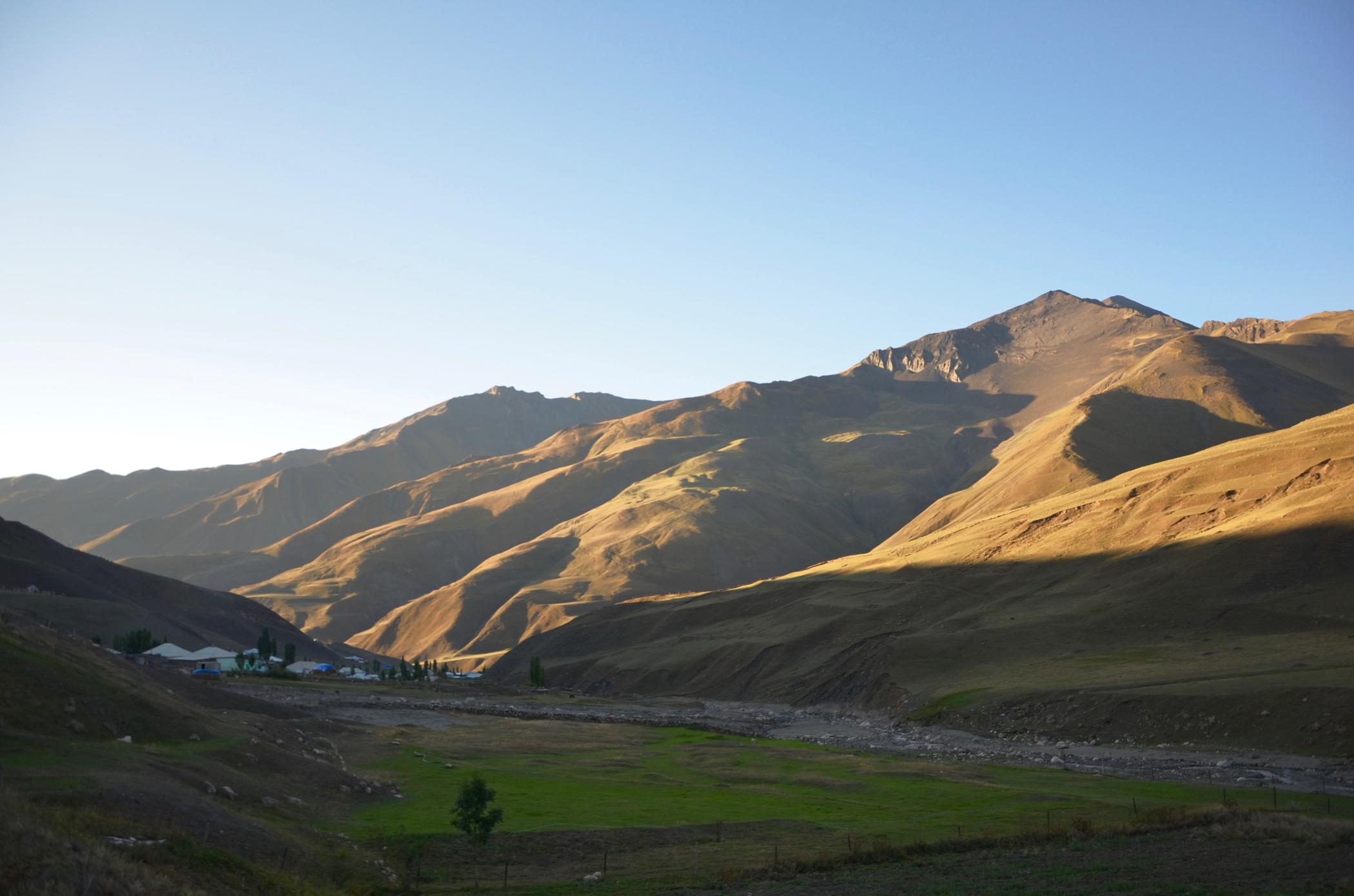 azerbaijan travel Xinaliq Caucasus