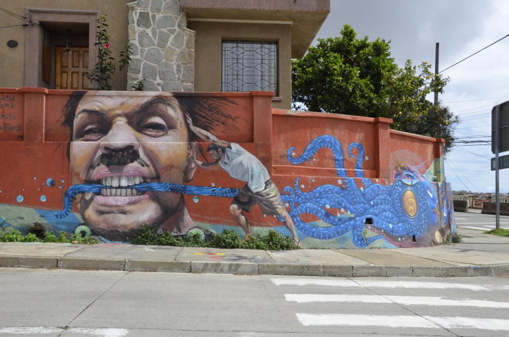 Sehenswürdigkeiten Chile wie Valparaiso