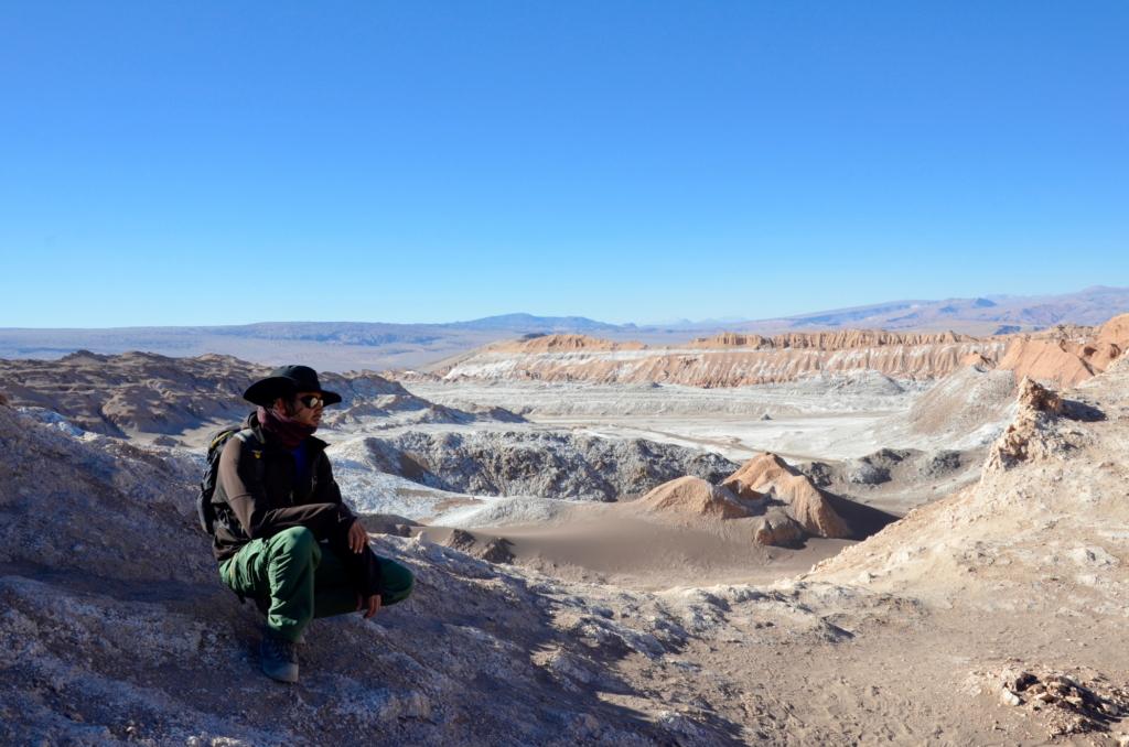 Sehenswürdigkeiten Chile wie das Valle de la Luna