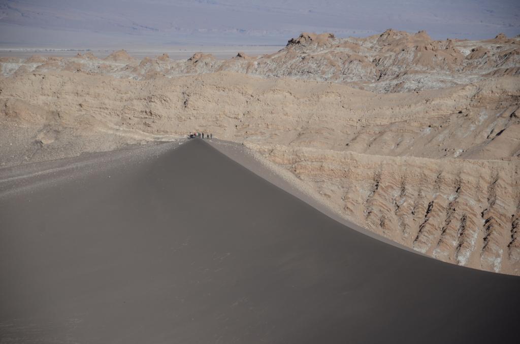 Sehenswürdigkeiten in Chile wie das Valle de la Luna