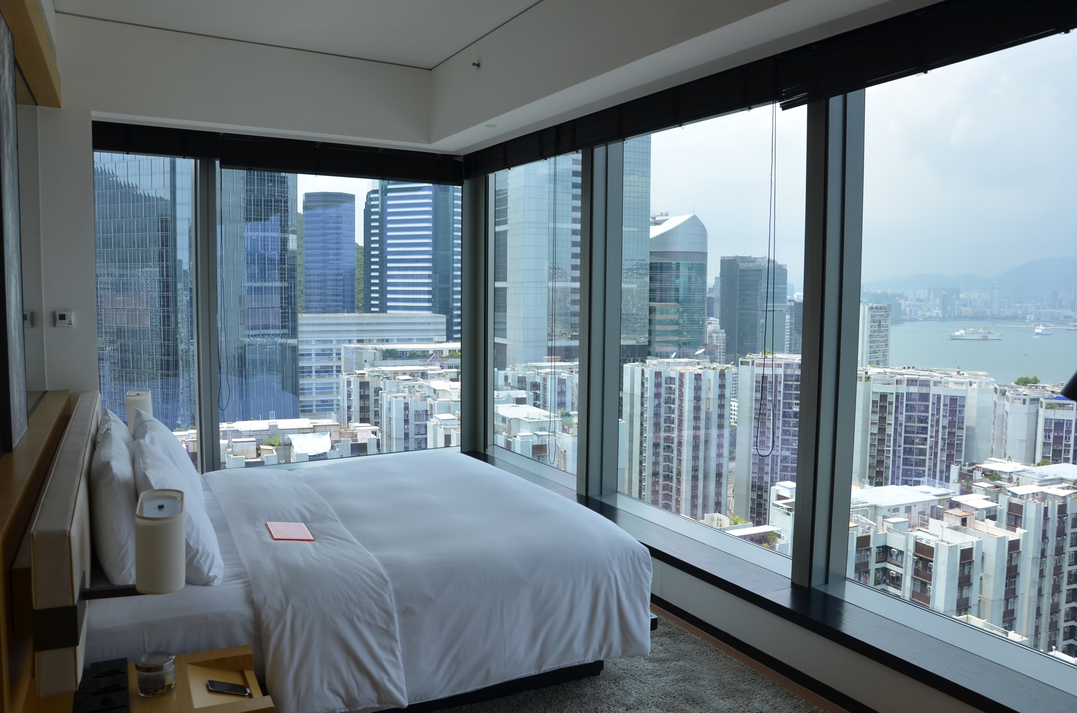 Where to stay in Hong Kong at the East Hotel