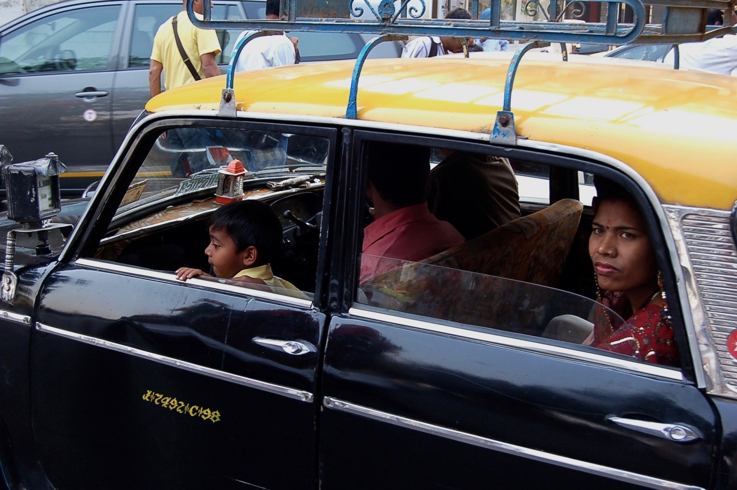 11 Things You Didn't Know About India like taxi driving